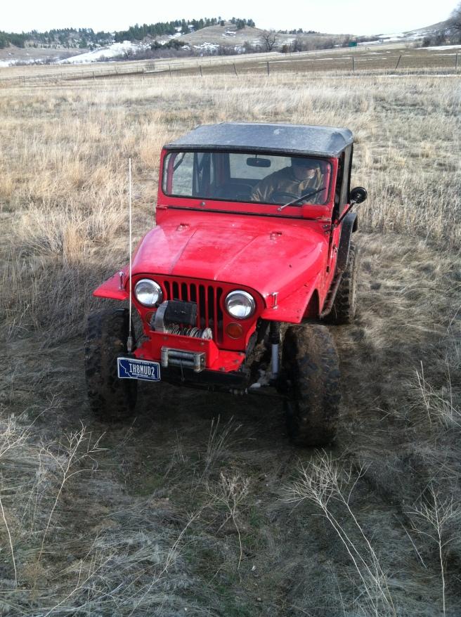 Wheelin the Ranch