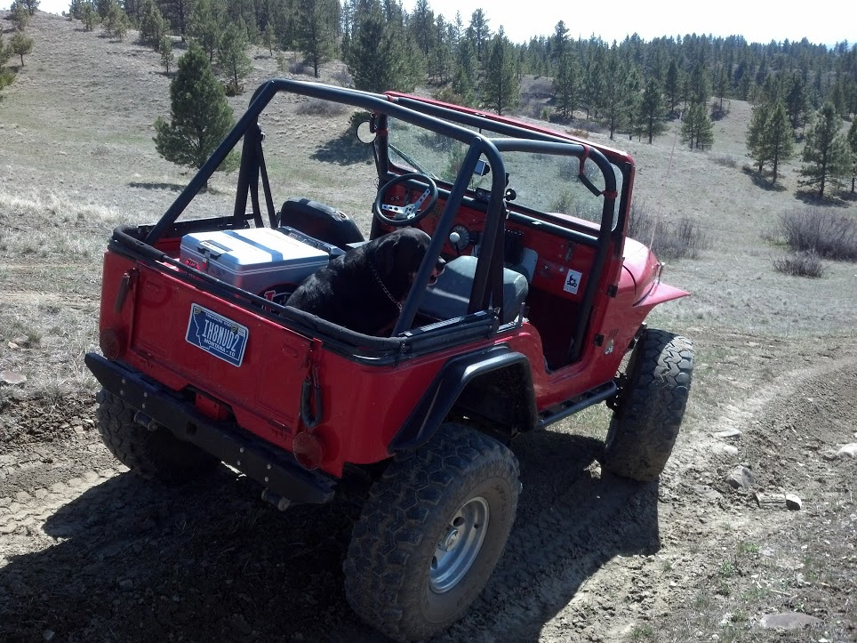 Beer cooler in the back thanks ARB!