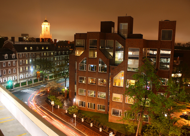 JFK Harvard