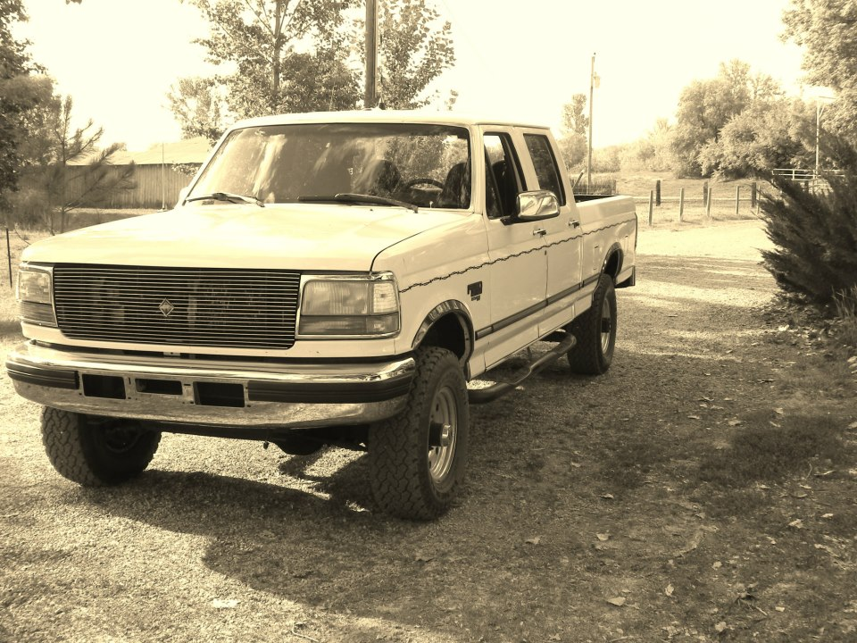 The Ford after!