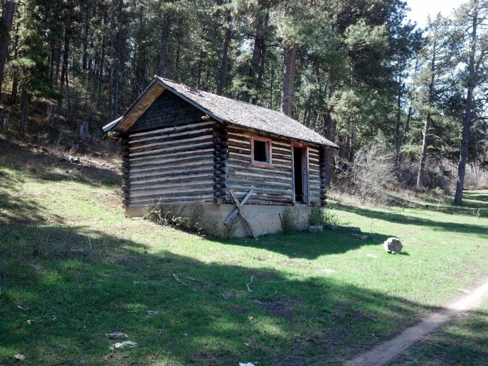 Old Settlers Cabin