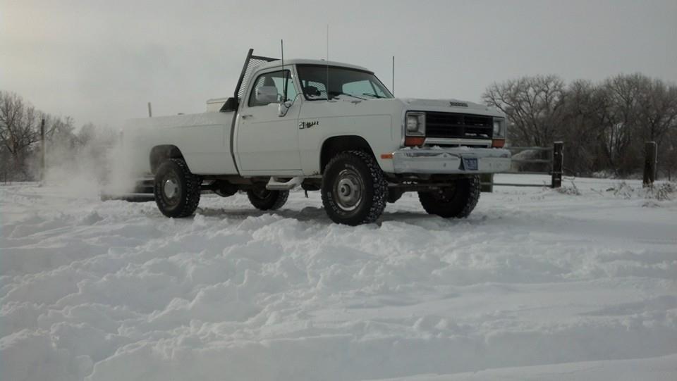 4x4 Dodge -